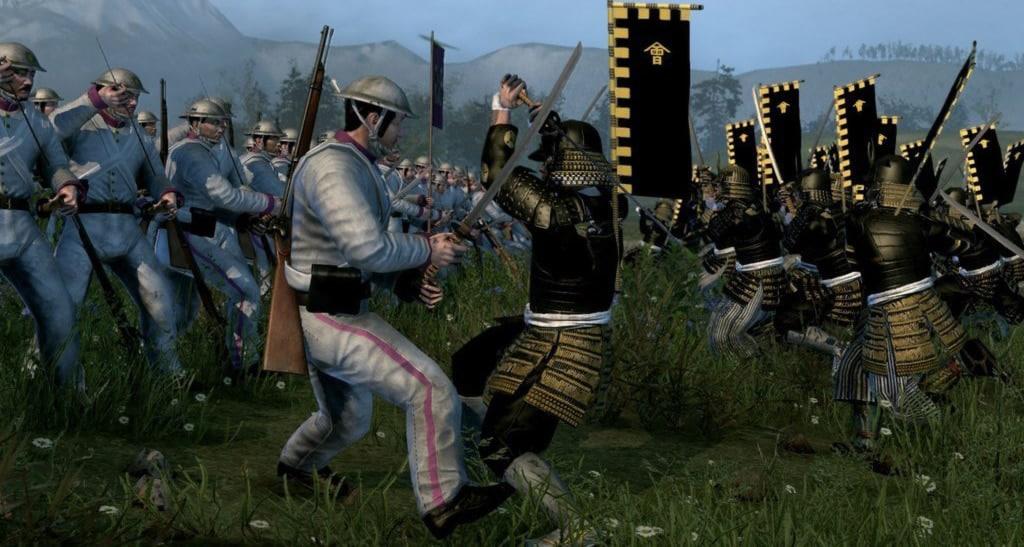Total War: Saga - Fall of the Samurai Steam Key GLOBAL - 4