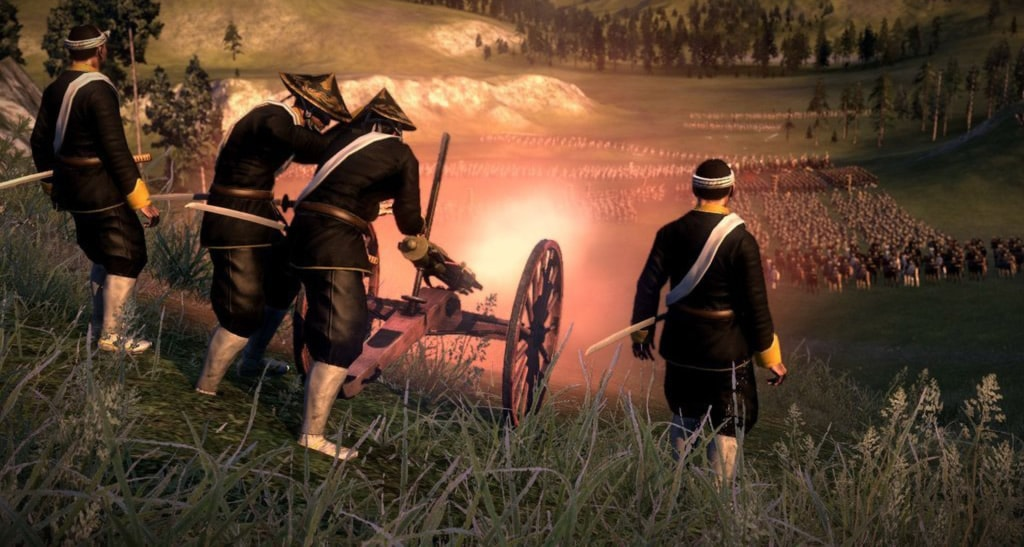 Total War: Saga - Fall of the Samurai Steam Key GLOBAL - 3