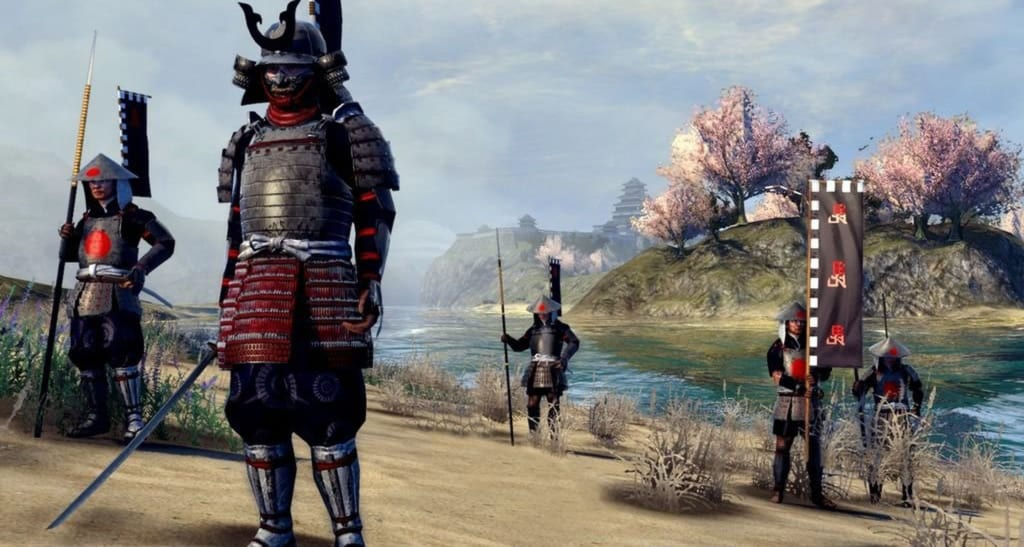 Total War: Saga - Fall of the Samurai Steam Key GLOBAL - 1