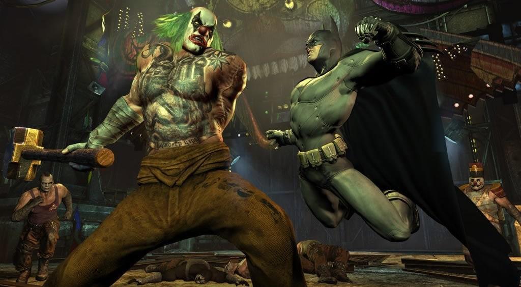 Batman: Arkham City (PC) - Steam Key - GLOBAL - 4