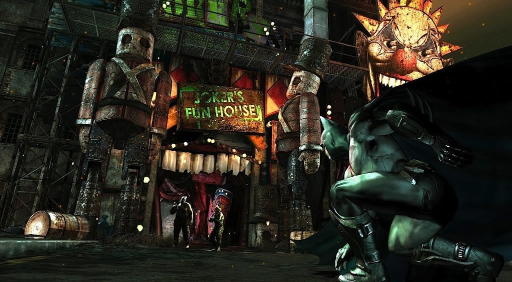 Batman: Arkham City GOTY Edition (PC) - Steam Key - GLOBAL - 4