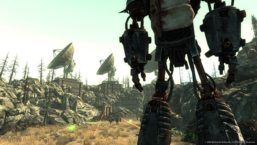 Fallout 3 - Game of the Year Edition Steam Key GLOBAL - 4