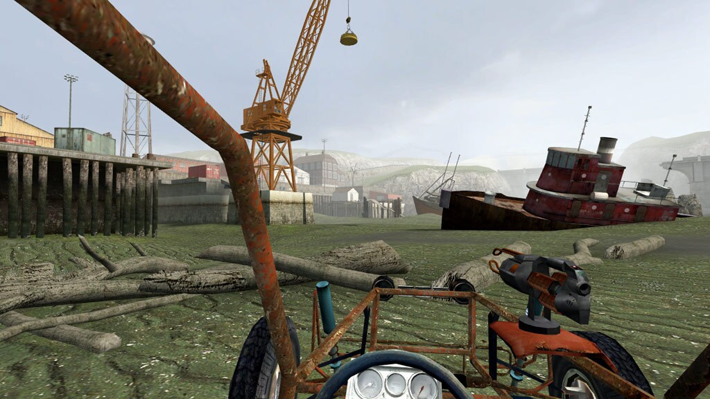 Half-Life 2 Steam Gift GLOBAL - 4
