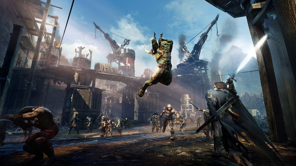 Middle-earth: Shadow of Mordor Steam Key GLOBAL - 3