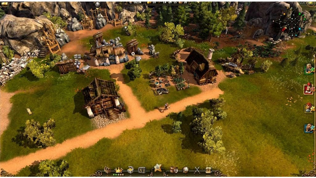 The Settlers 7 Paths to a Kingdom | History Edition (PC) - Ubisoft Connect Key - GLOBAL - 4