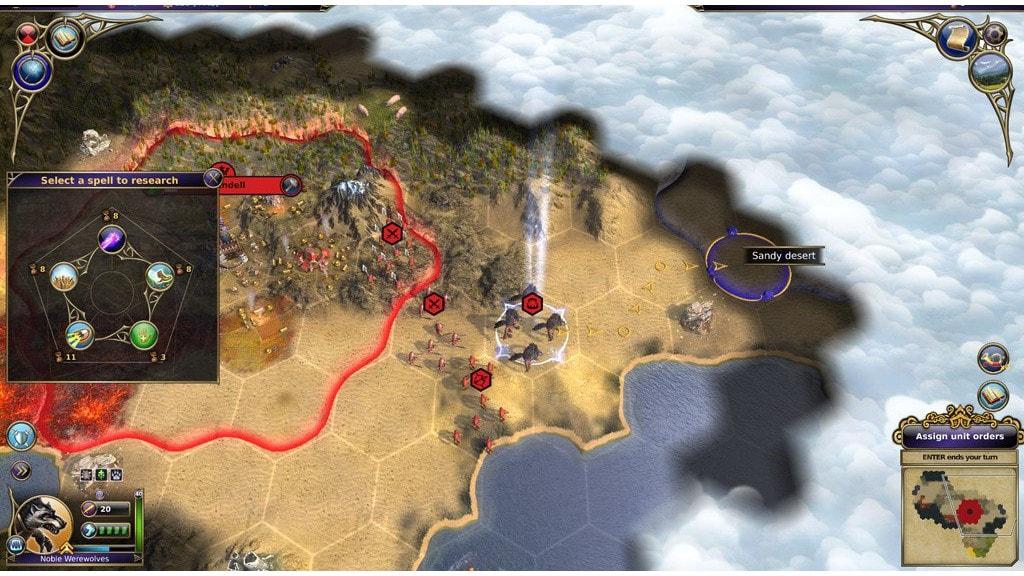 Warlock - Master of the Arcane Steam Key GLOBAL - 2