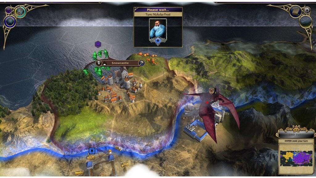 Warlock - Master of the Arcane Steam Key GLOBAL - 3