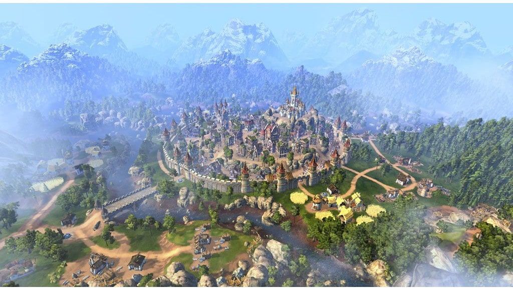 The Settlers 7 Paths to a Kingdom | History Edition (PC) - Ubisoft Connect Key - GLOBAL - 2