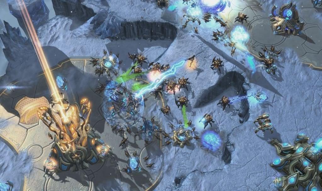 Starcraft 2: Wings of Liberty + Heart of the Swarm Battle.net Key GLOBAL - 4