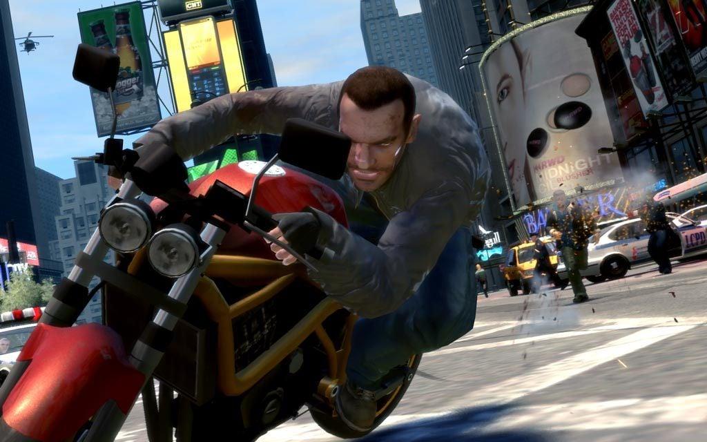 Grand Theft Auto IV Steam Key GLOBAL - 3