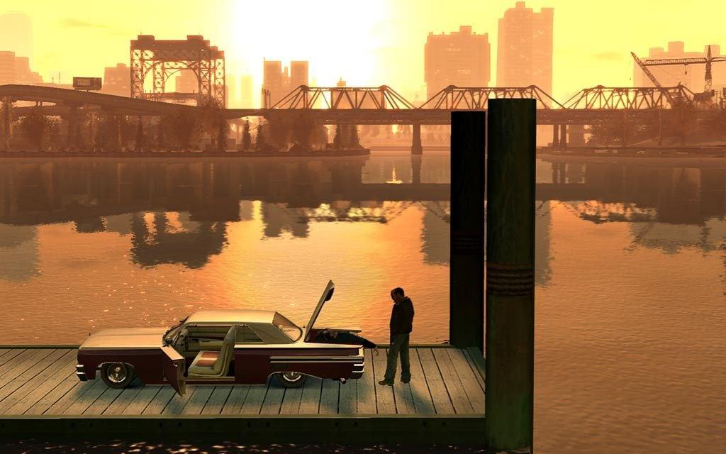 Grand Theft Auto IV Steam Key GLOBAL - 4