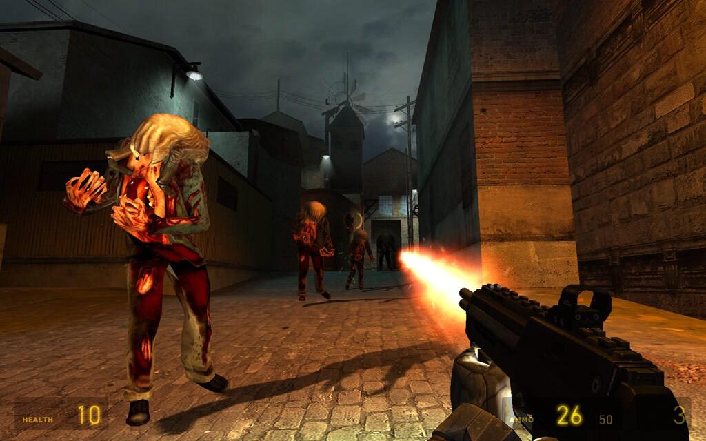 Half-Life 2 Steam Gift GLOBAL - 2