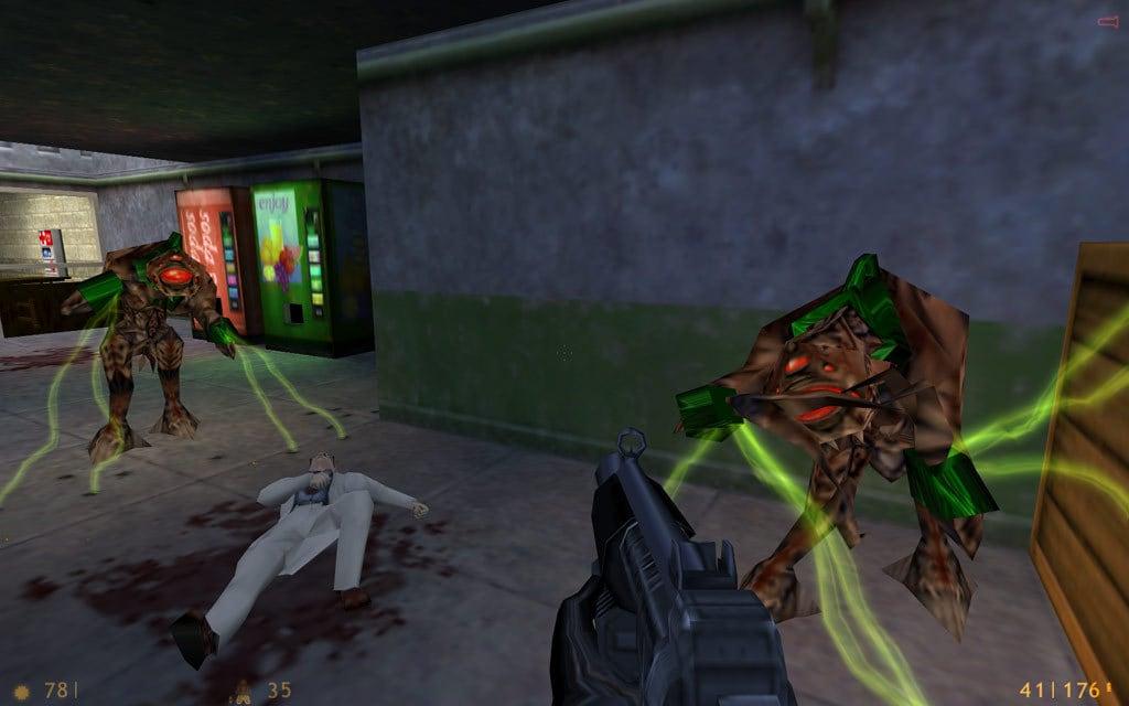 Half-Life Steam Key GLOBAL - 2