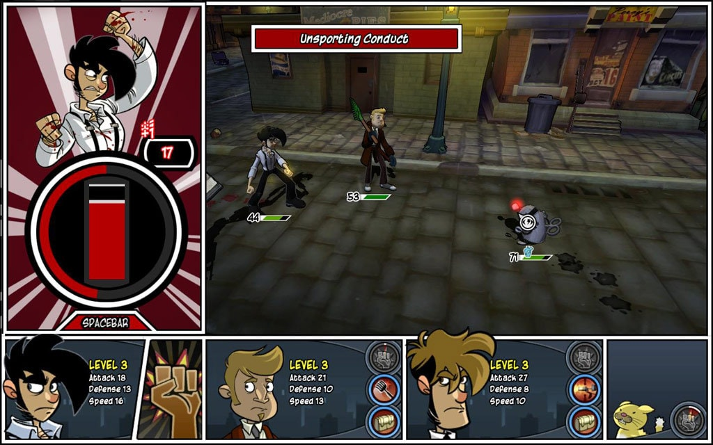 Penny Arcade Adventures: On the Rain-Slick Precipice of Darkness, Episode One Steam Key GLOBAL - 2