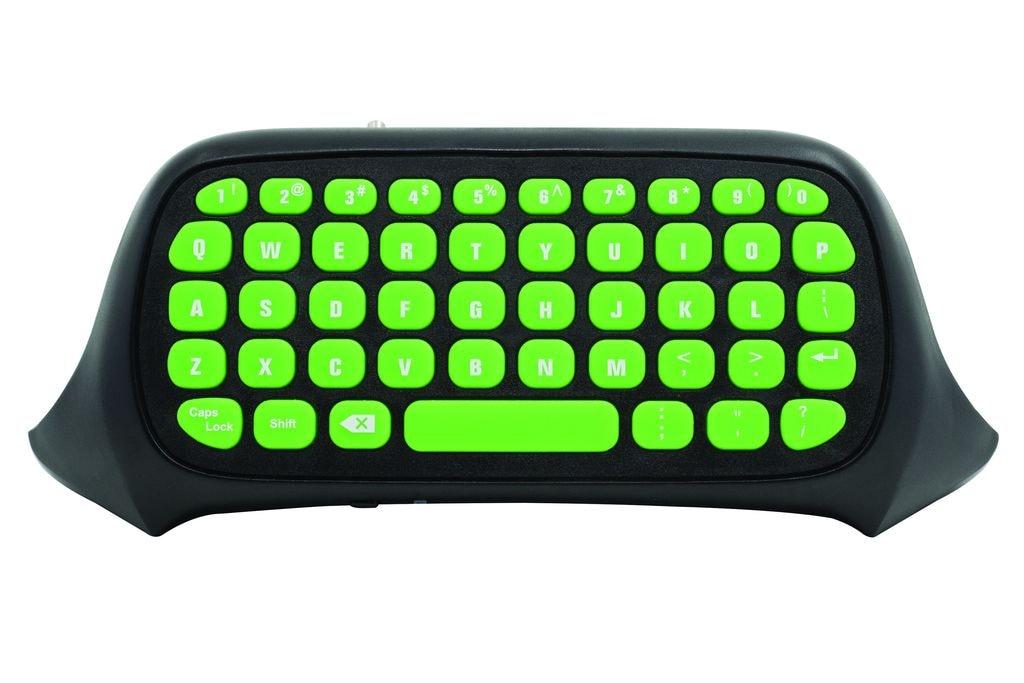 snakebyte KEY: PAD ™ ZIELONY (XBOX ONE) klawaitura / chatpad Xbox One - 1