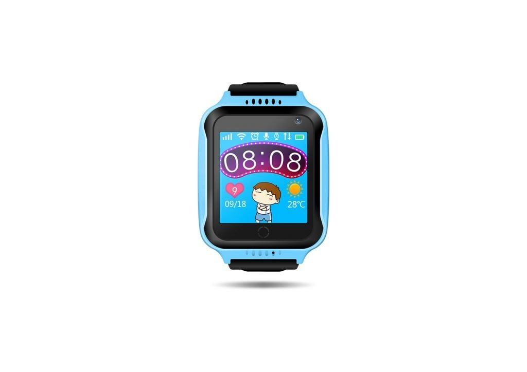 Sponge See GPS kids watch Blue - 2