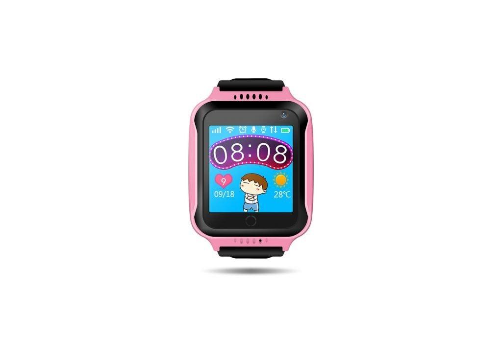 Sponge See GPS kids watch Pink - 1