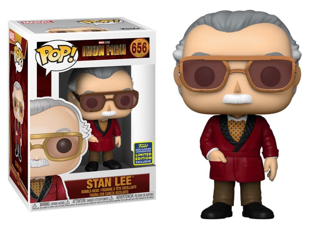 Figurka Stan Lee 2 z serii Ikony - Funko Pop! Vinyl: Marvel - 1
