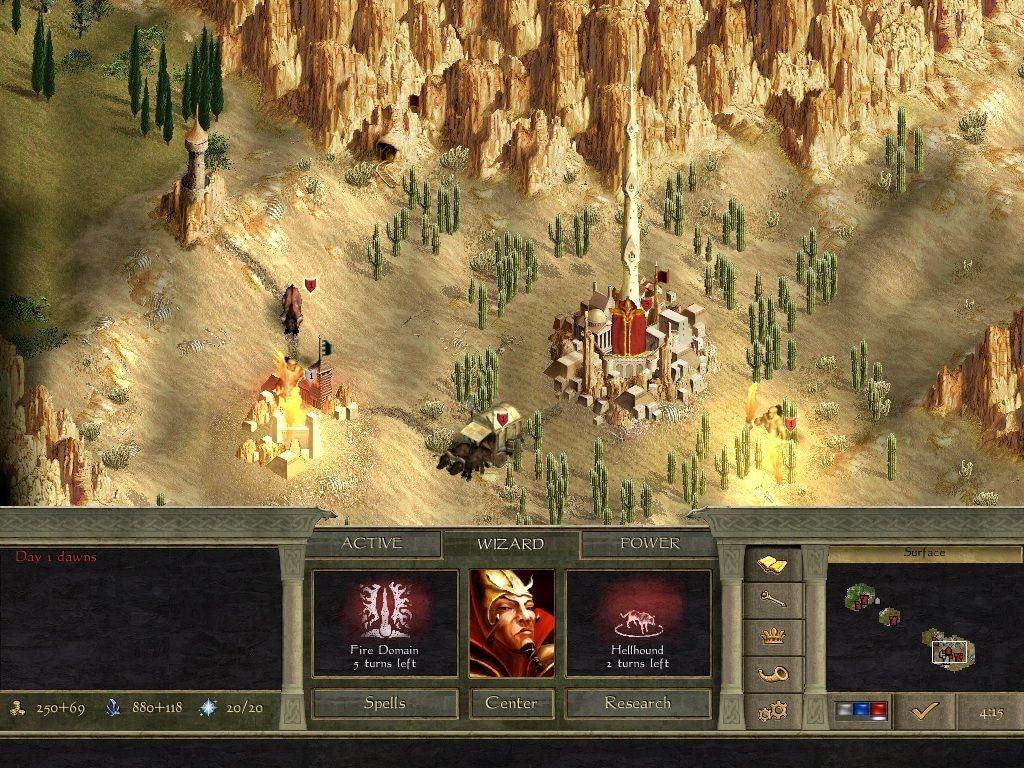 Age of Wonders II: The Wizard's Throne Steam Key GLOBAL - 3