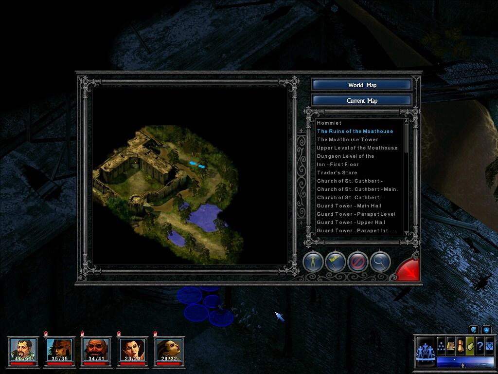 The Temple of Elemental Evil GOG.COM Key GLOBAL - 4