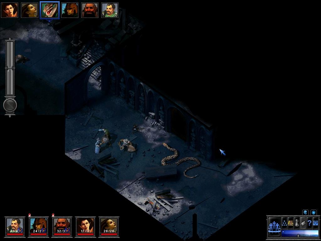 The Temple of Elemental Evil GOG.COM Key GLOBAL - 3