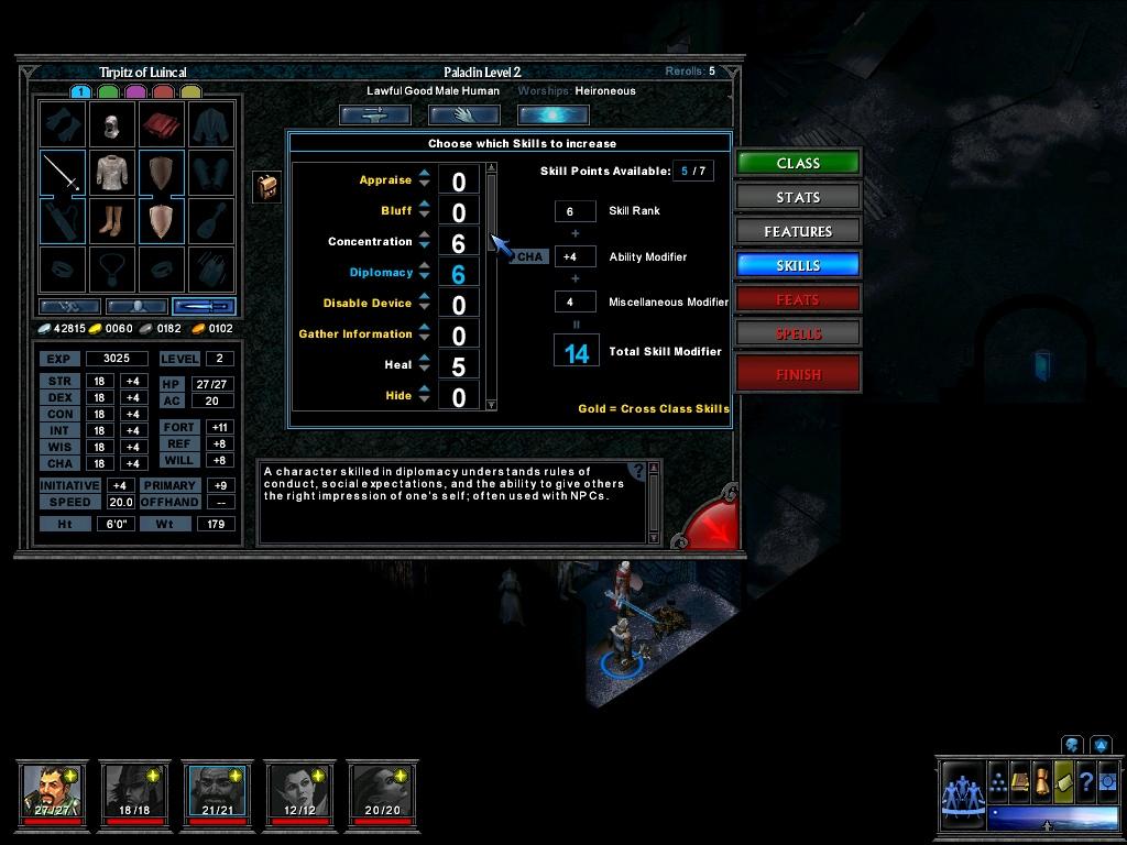 The Temple of Elemental Evil GOG.COM Key GLOBAL - 2