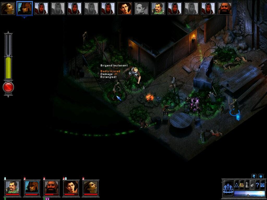 The Temple of Elemental Evil GOG.COM Key GLOBAL - 1