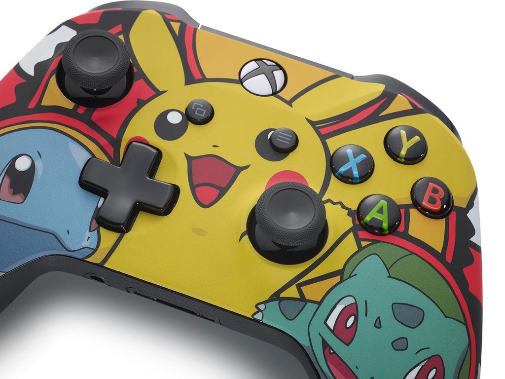 Xbox One Controller - Pokemon Edition - 2