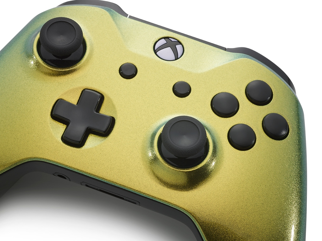 Xbox One - Two Tone Gold Edition - 3