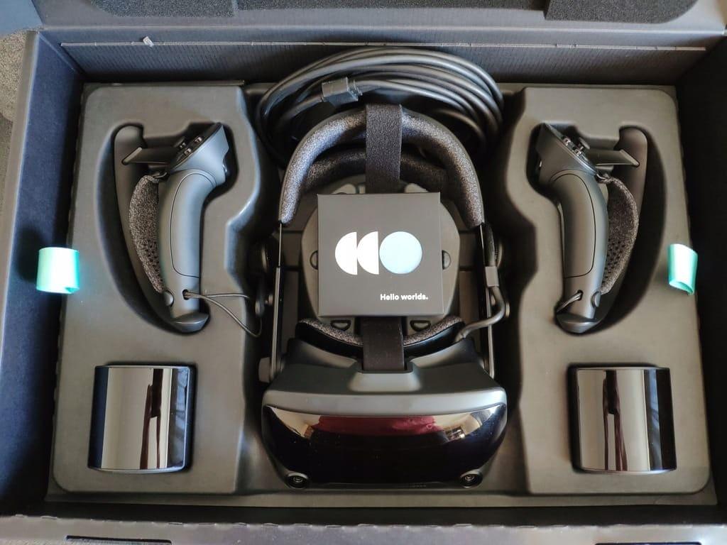 Zestaw Valve Index VR Kit - 2