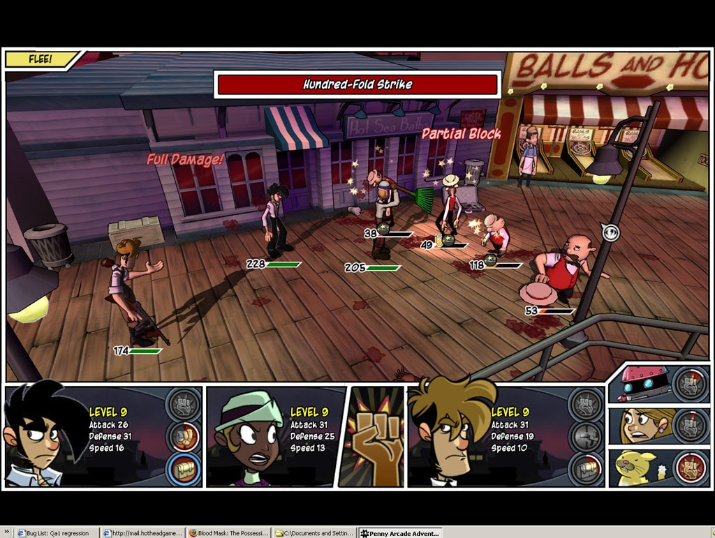 Penny Arcade Adventures: On the Rain-Slick Precipice of Darkness, Episode One Steam Key GLOBAL - 4
