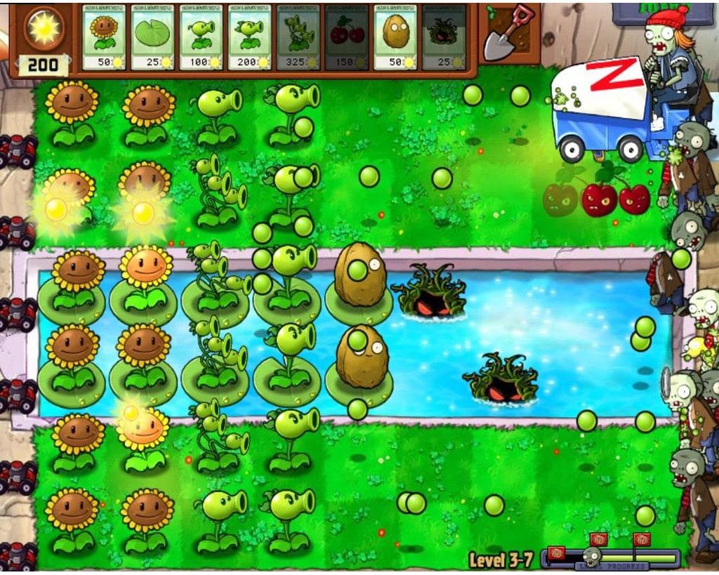 Plants vs. Zombies GOTY Edition Steam Key GLOBAL - 3