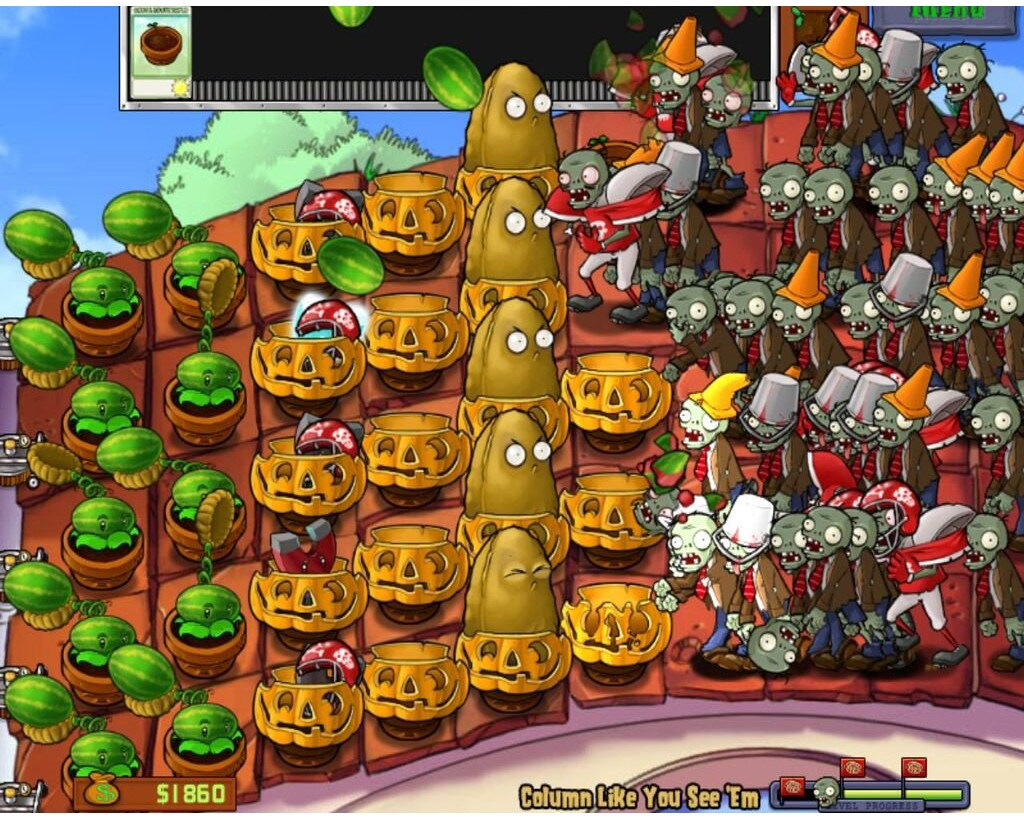 Plants vs. Zombies GOTY Edition Steam Key GLOBAL - 4
