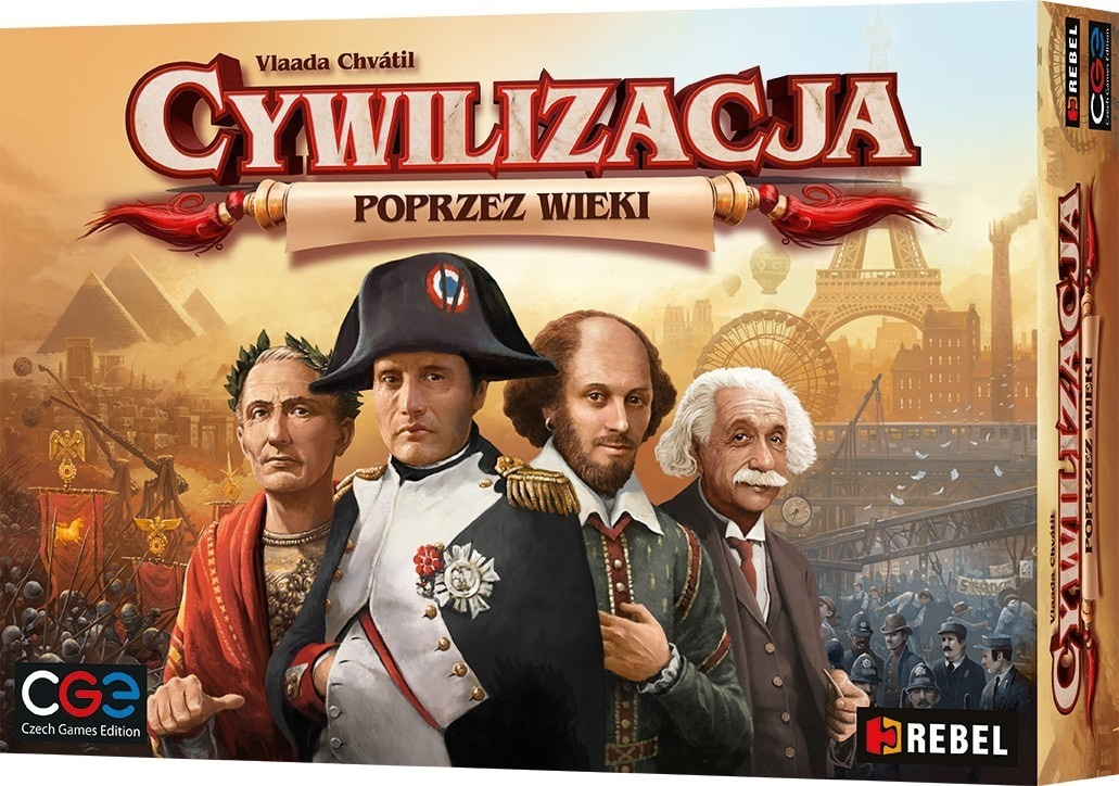 Cywilizacja: Poprzez Wieki (3 edycja) - 1