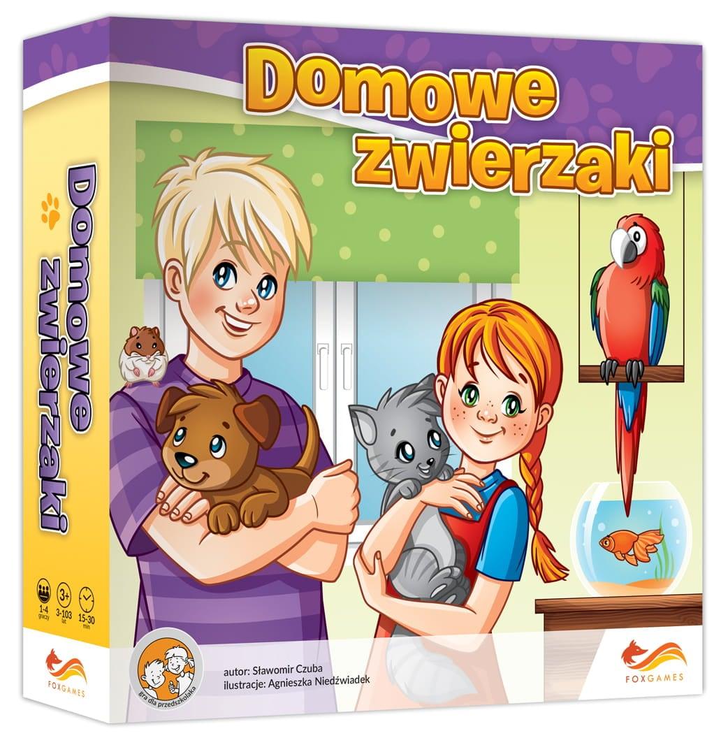 DOMOWE ZWIERZAKI - 1