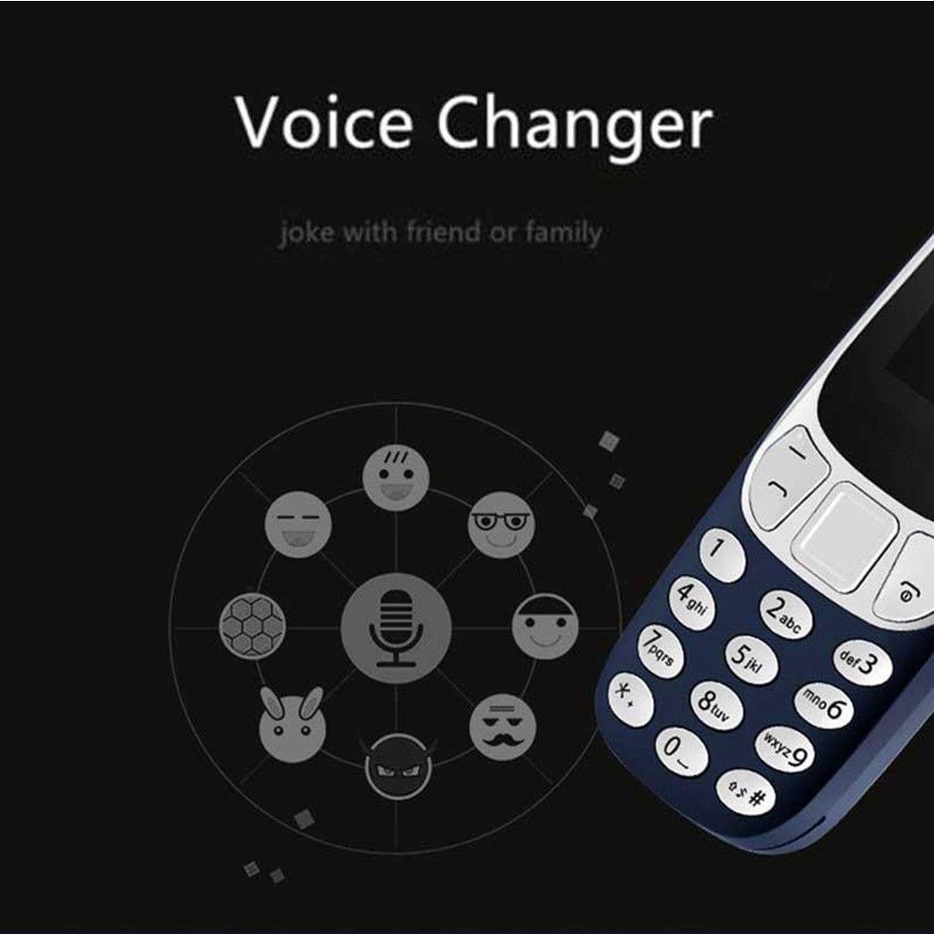 BM10 Pocket Mini GSM Mobile Phone Bluetooth Dialer Headset Cellphone Blue - 7