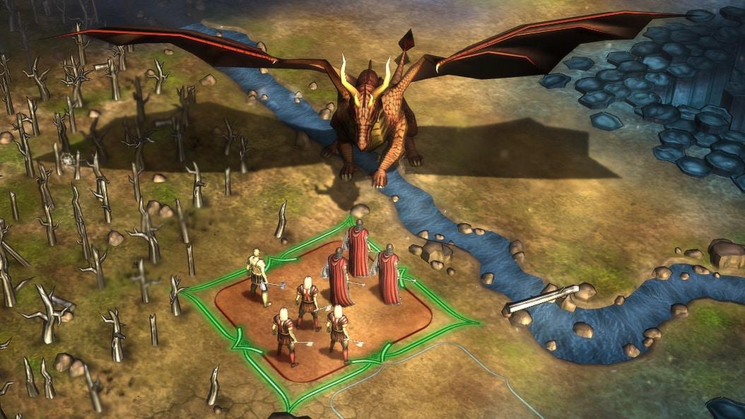 Fallen Enchantress - Legendary Heroes Steam Key GLOBAL - 2