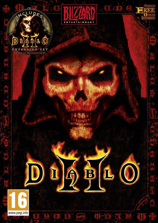 Diablo II (PC) - Battle.net Key - GLOBAL - 1