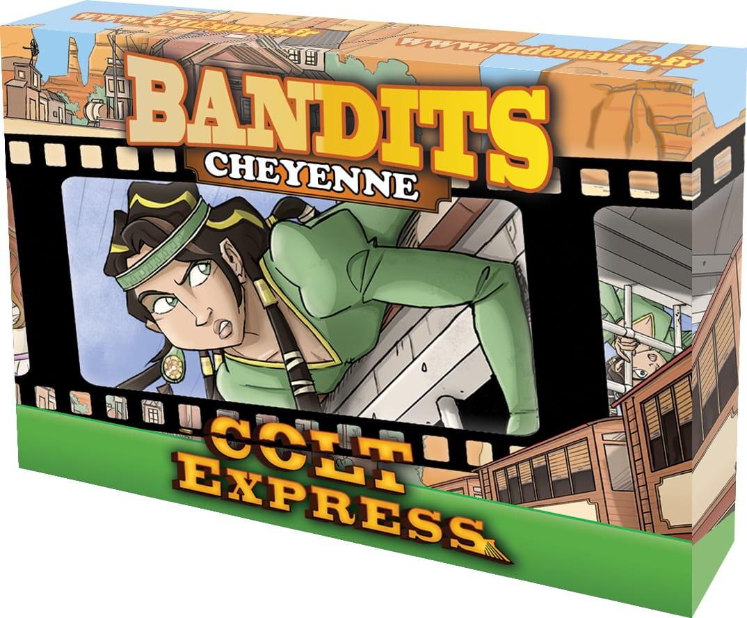 Colt Express Bandits - Cheyenne - 1