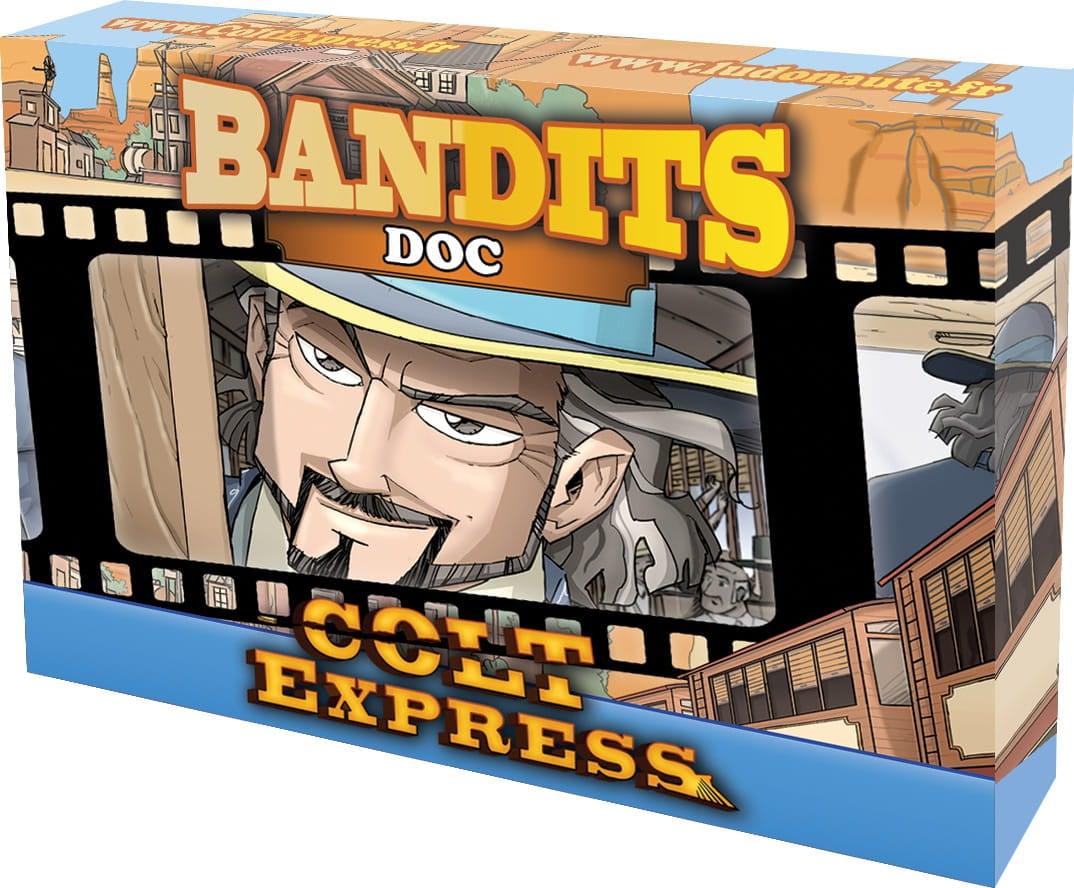 Colt Express Bandits - Doc - 1