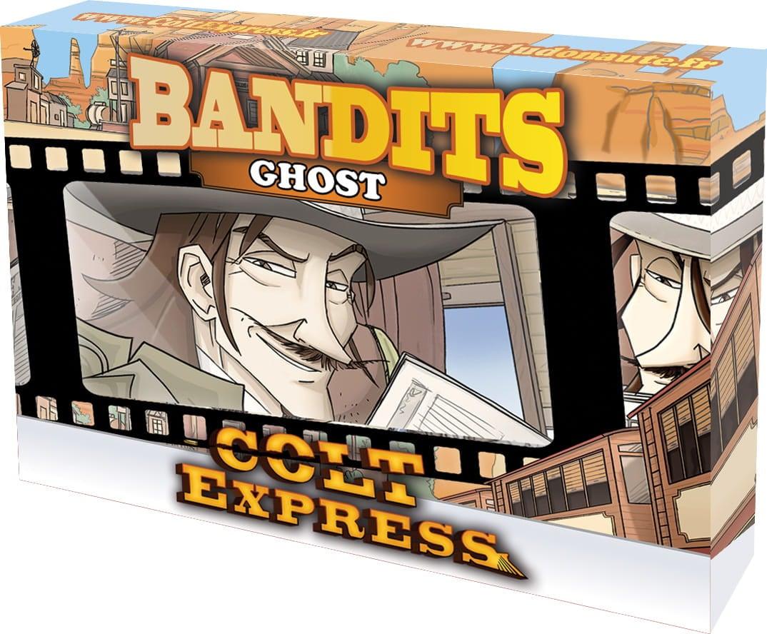 Colt Express Bandits - Ghost - 1