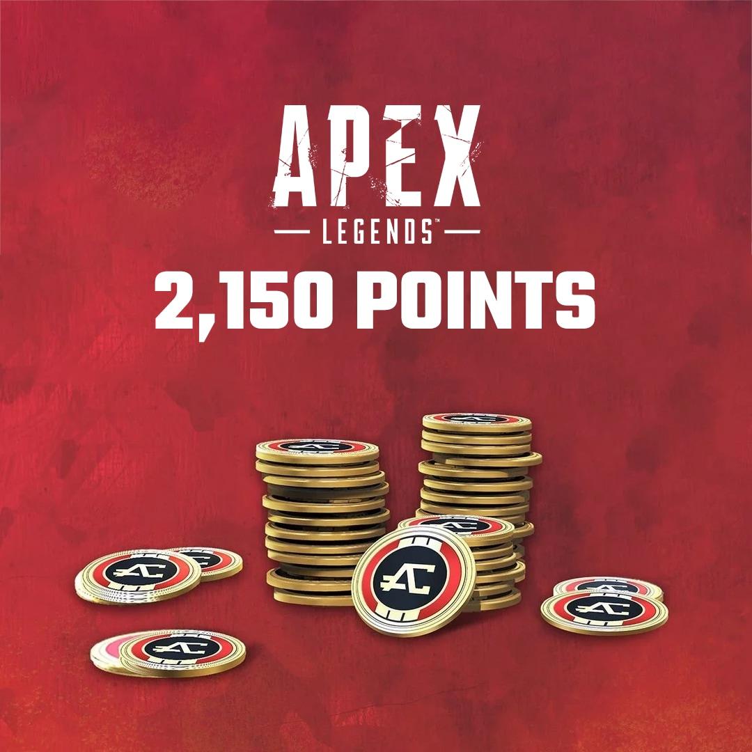 Apex Legends - Apex Coins Origin 2150 Points GLOBAL - 2