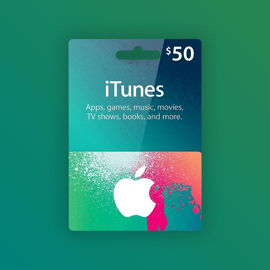 Apple iTunes $7 Gift Card Code Kaufen