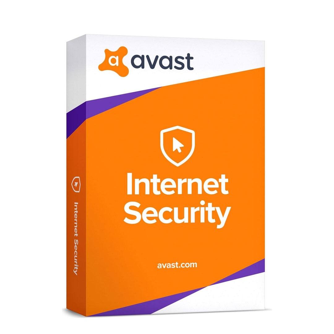 AVAST Internet Security PC 1 Device 1 Year Key GLOBAL - 3
