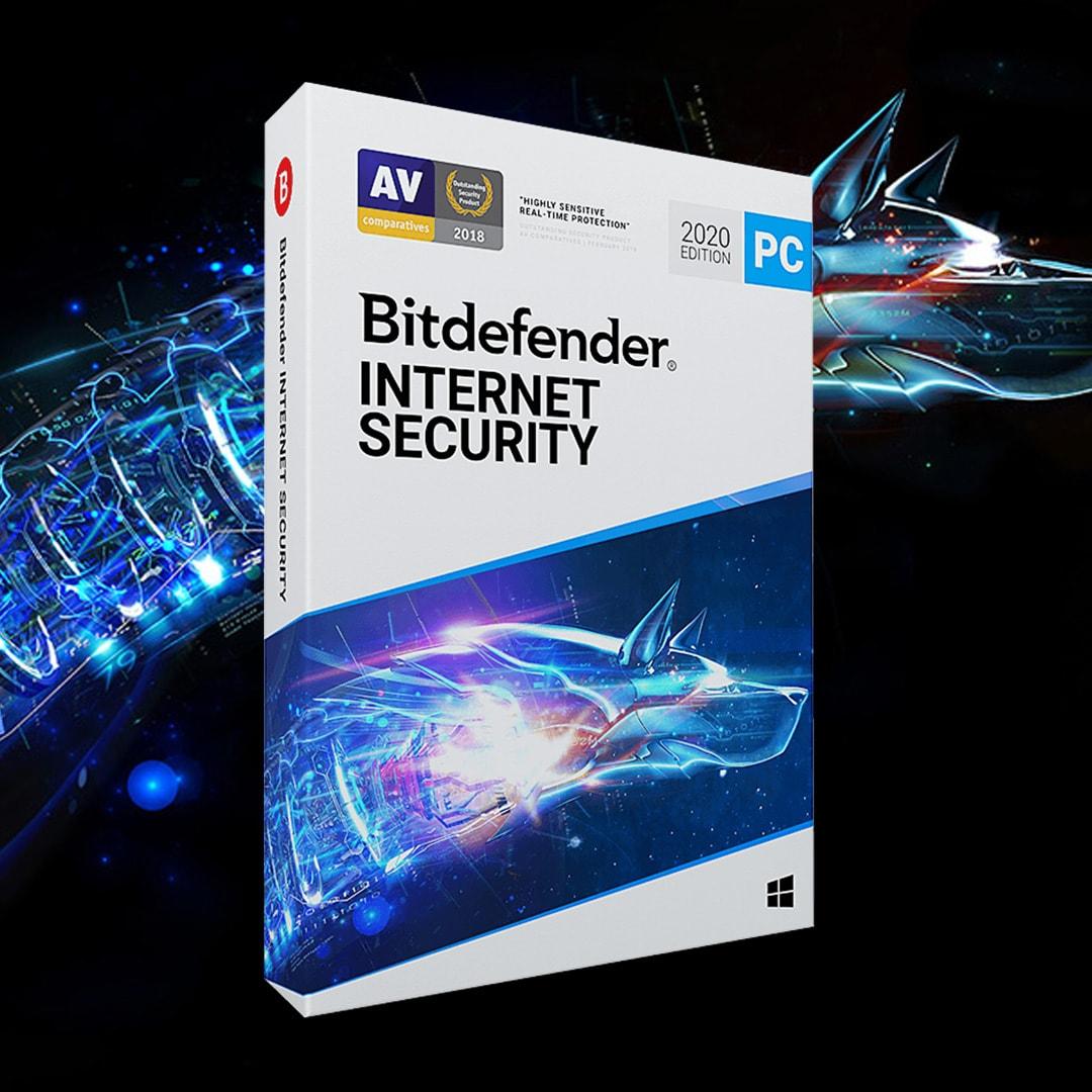 Bitdefender Internet Security 1 Device 12 Months PC Bitdefender Key GLOBAL - 1