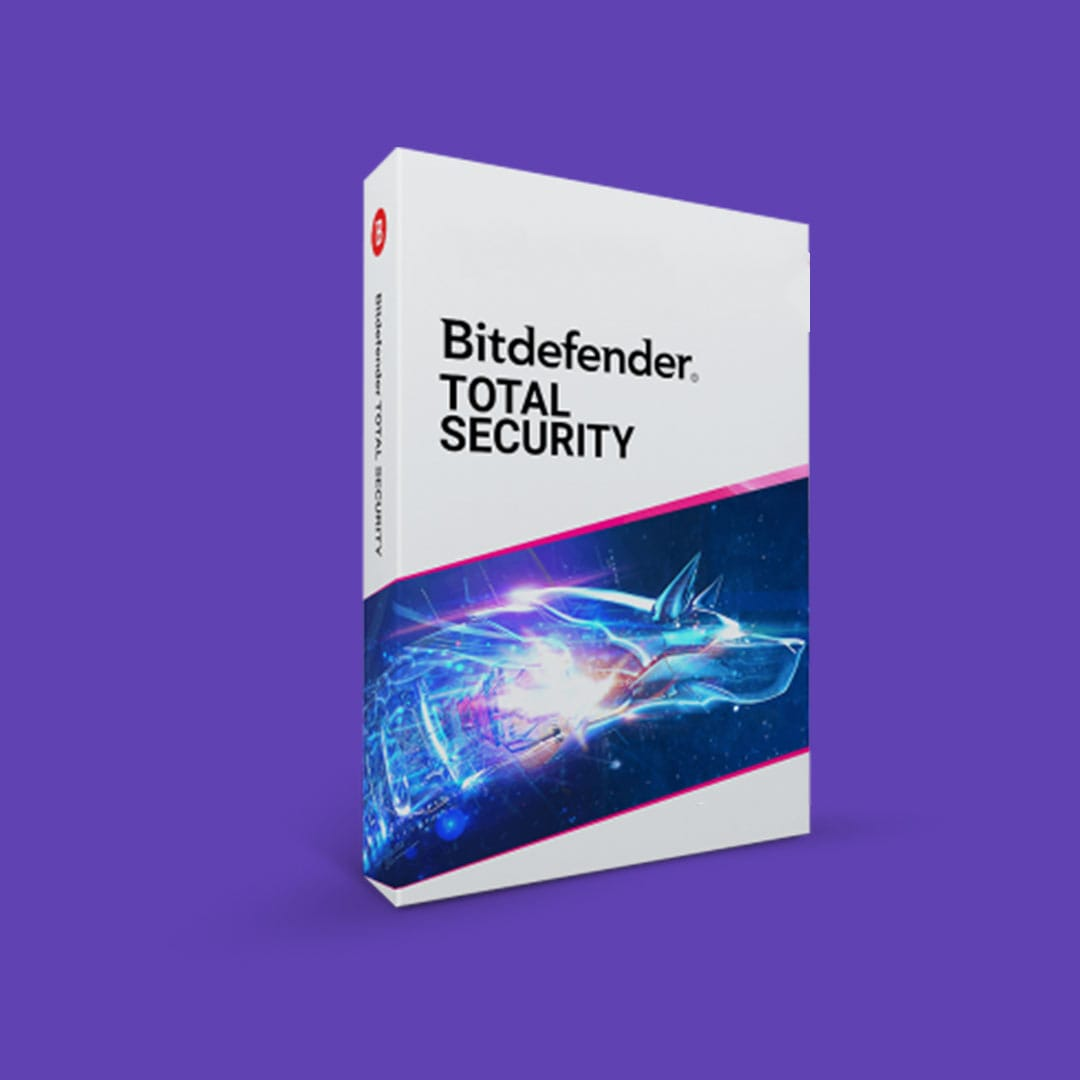 Bitdefender Total Security (1 Device, 1 Year) - PC, Android, Mac, iOS - Key GLOBAL - 2