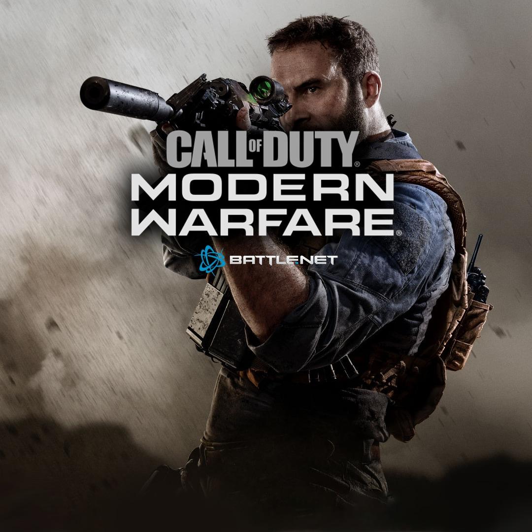CALL OF DUTY: MODERN WARFARE Standard Edition Battle.net Key NORTH AMERICA - 3