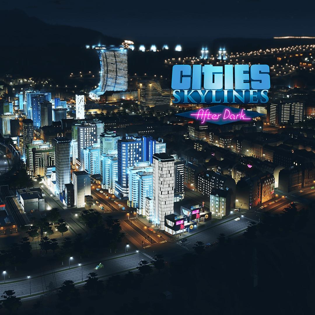 Cities: Skylines After Dark Steam Key GLOBAL - 3