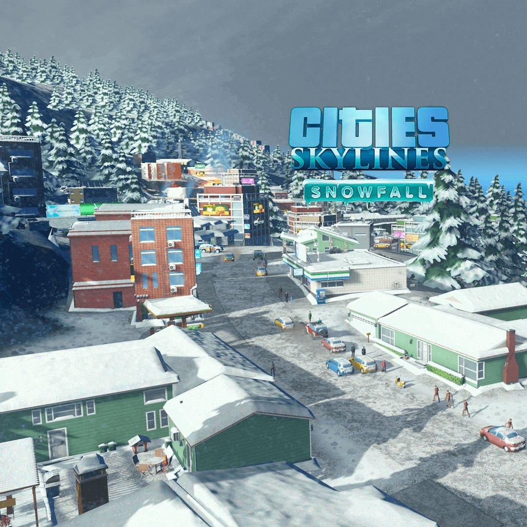 Cities: Skylines Snowfall (PC) - Steam Key - GLOBAL - 3