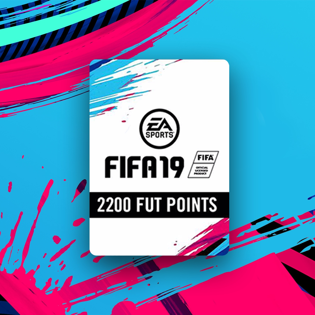FIFA 19 Ultimate Team FUT Origin GLOBAL 2200 Points PC - 2
